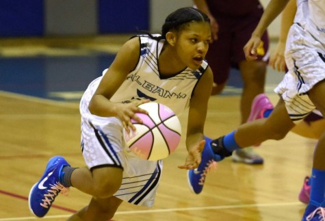 Albany High Girls Basketball Starts Off Strong