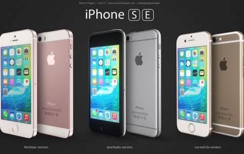 Apple Releases iPhone SE: 'Sucky Edition'