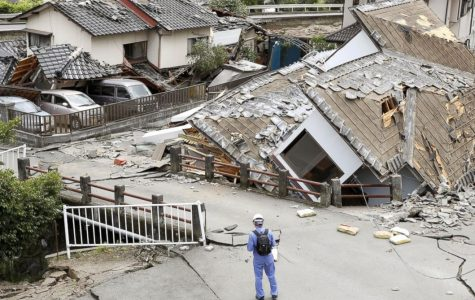 Another String Of Deadly Earthquakes Rock Japan