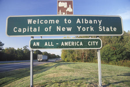 Welcome To Albany