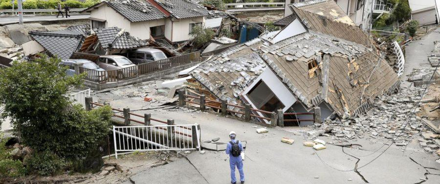 youtube japan landslide earthquake today - 900×376