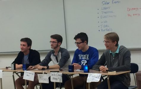 AHS Trivia Team Sets New Personal Record