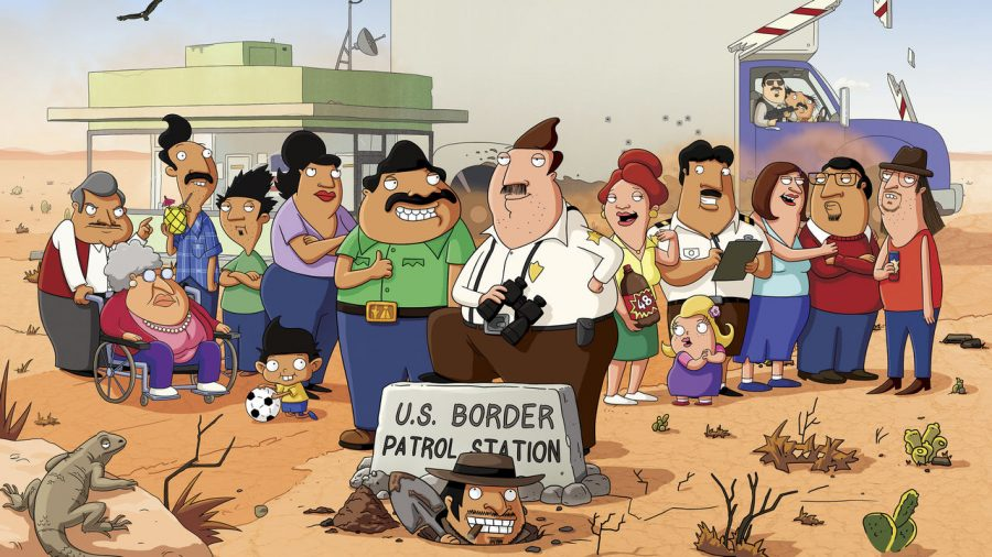 Review: Bordertown