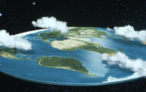 Editorial: Is the Earth Flat?
