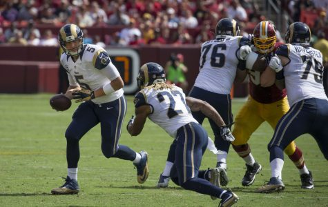 Jared Goff, Case Keenum, and Nick Foles: The Importance of the Whole Team