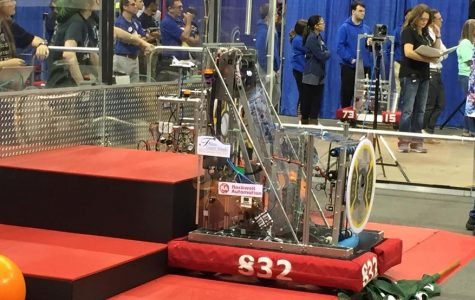 AHS Robotics Team Remains Formidable