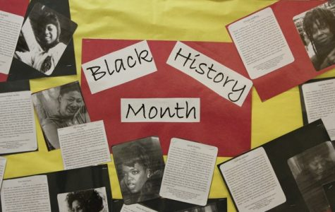 Recapping the AHS Black History Month