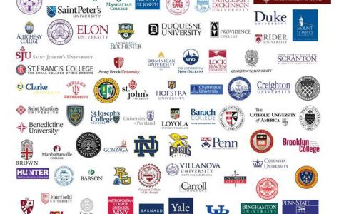 The Girl Who Applied to 51 Colleges