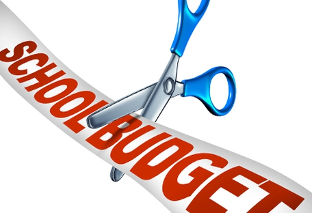 Massive District Budget Cuts