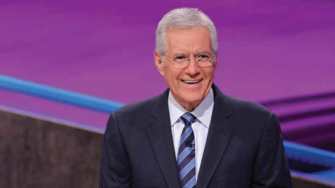 Breaking News: Alex Trebek
