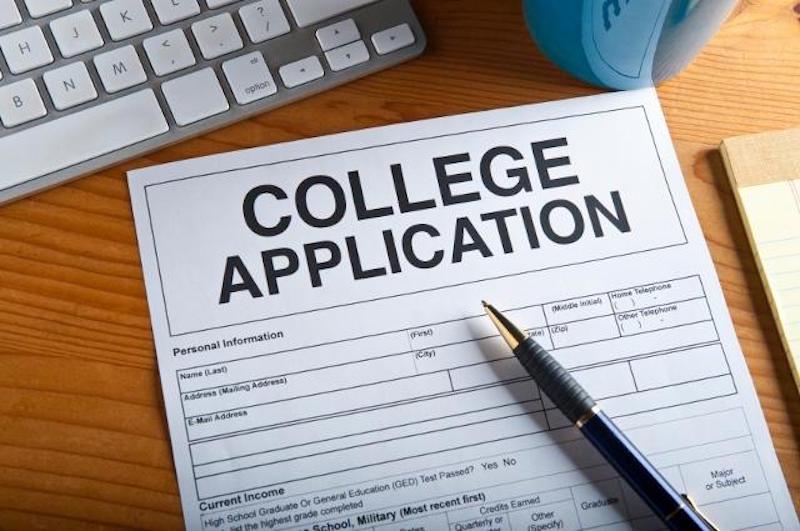 Seniors! It's College App Season!