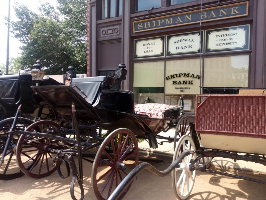 Hollywood in Troy? Nineteenth-Century Film Set Becomes A Popular Attraction For Locals